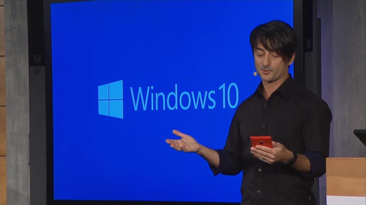Windows 10は2015年夏に発売決定――スマホやタブレット向けにも