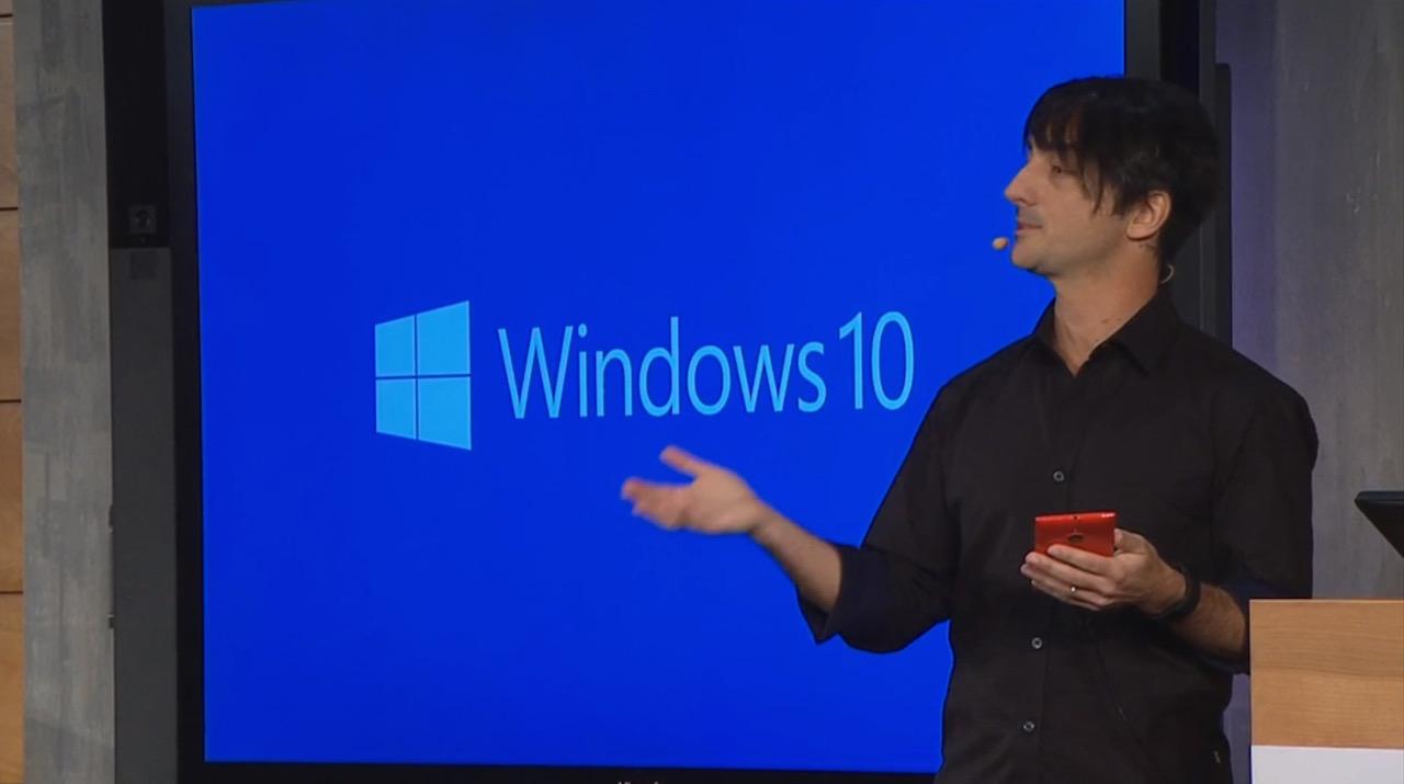 「Windows 10」が正式発表――Windows 7以降とWindows Phone 8.1からのアップデートが無料に
