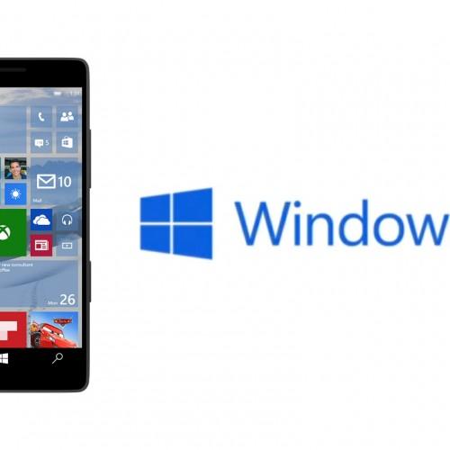 Microsoft、「Windows 10」搭載のスマートフォンを2015年後半に発売することを明らかに