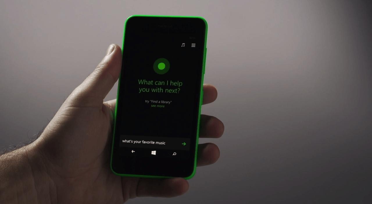 Windows Phone 8.1が公式発表ー音声アシスタント機能の「Cortana(コルタナ)」を提供