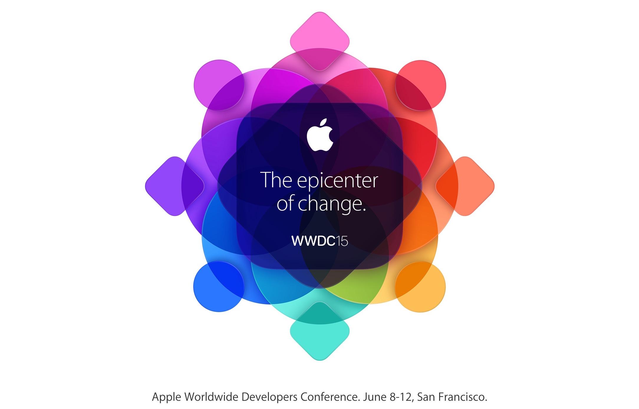 アップル、WWDC 2015を6月8日より開催――iOS 9を先行発表か