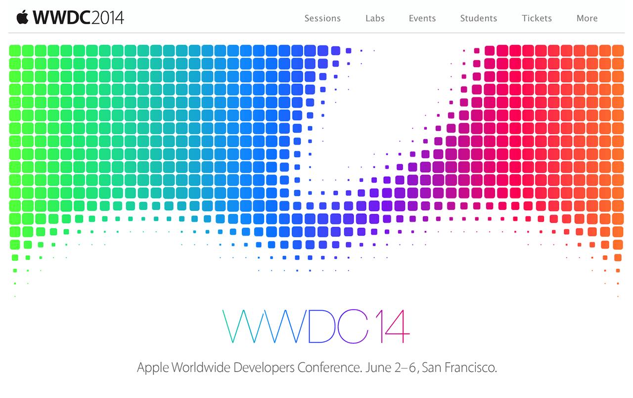 【速報】Apple、WWDC2014を6月2日より開催ーiOS 8などを発表か
