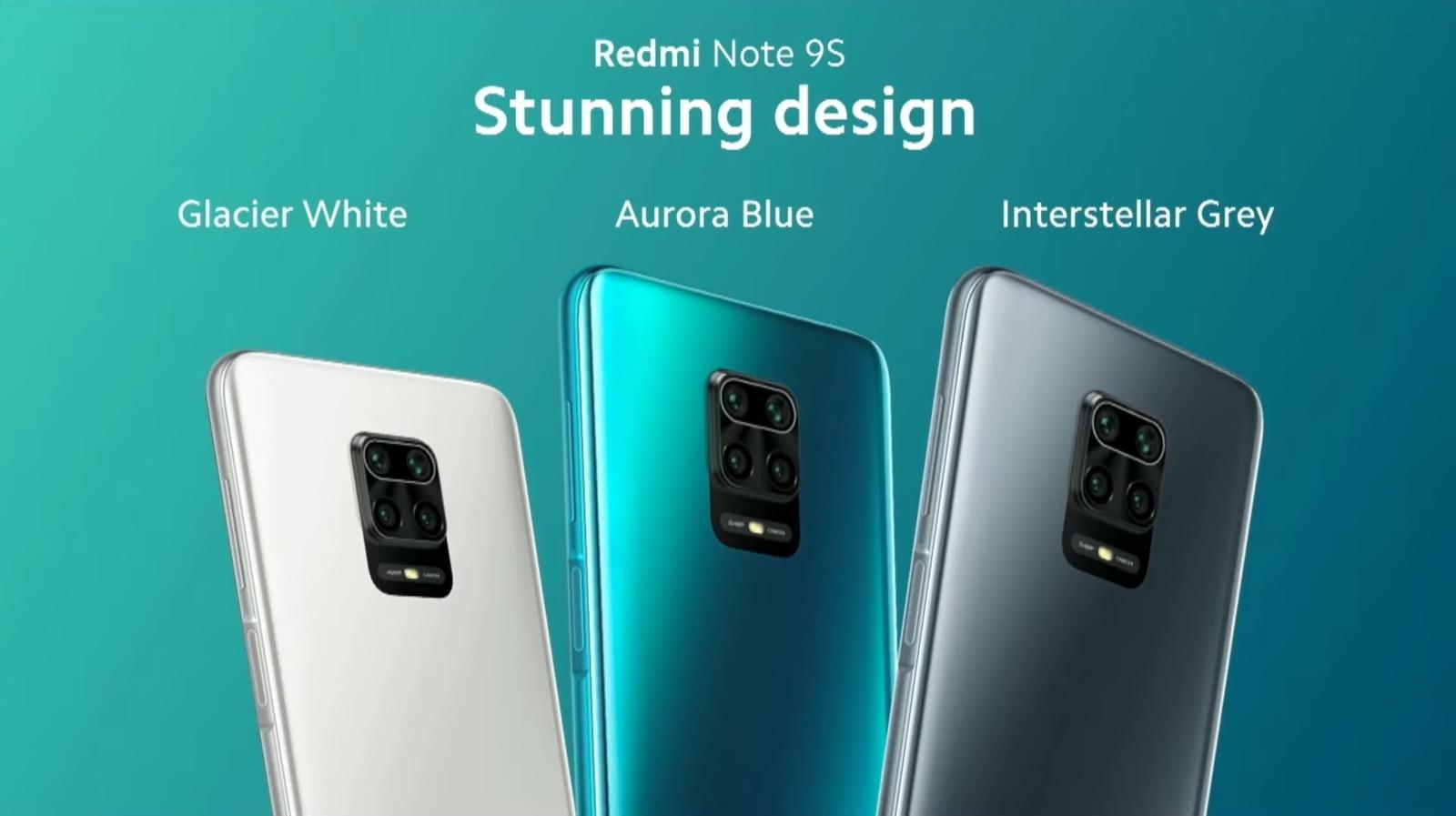 シャオミ、「Redmi Note 9s」を日本発売へ