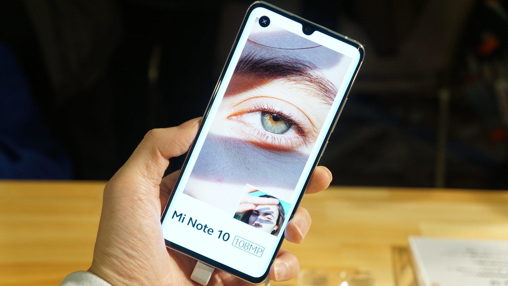 シャオミの日本初スマホ「Mi Note 10」フォトレビュー