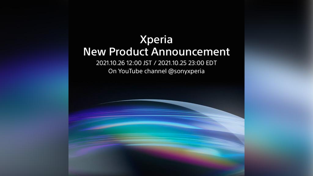ソニー、新型Xperiaを10月26日発表。折りたたみのXperia Foldに期待