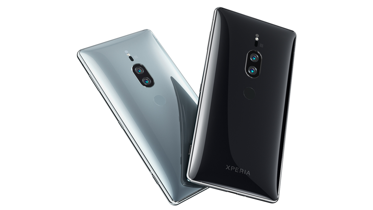 「Xperia XZ2 Premium」がアップデート。デュアルカメラに背景ぼかし・モノクロ撮影が追加