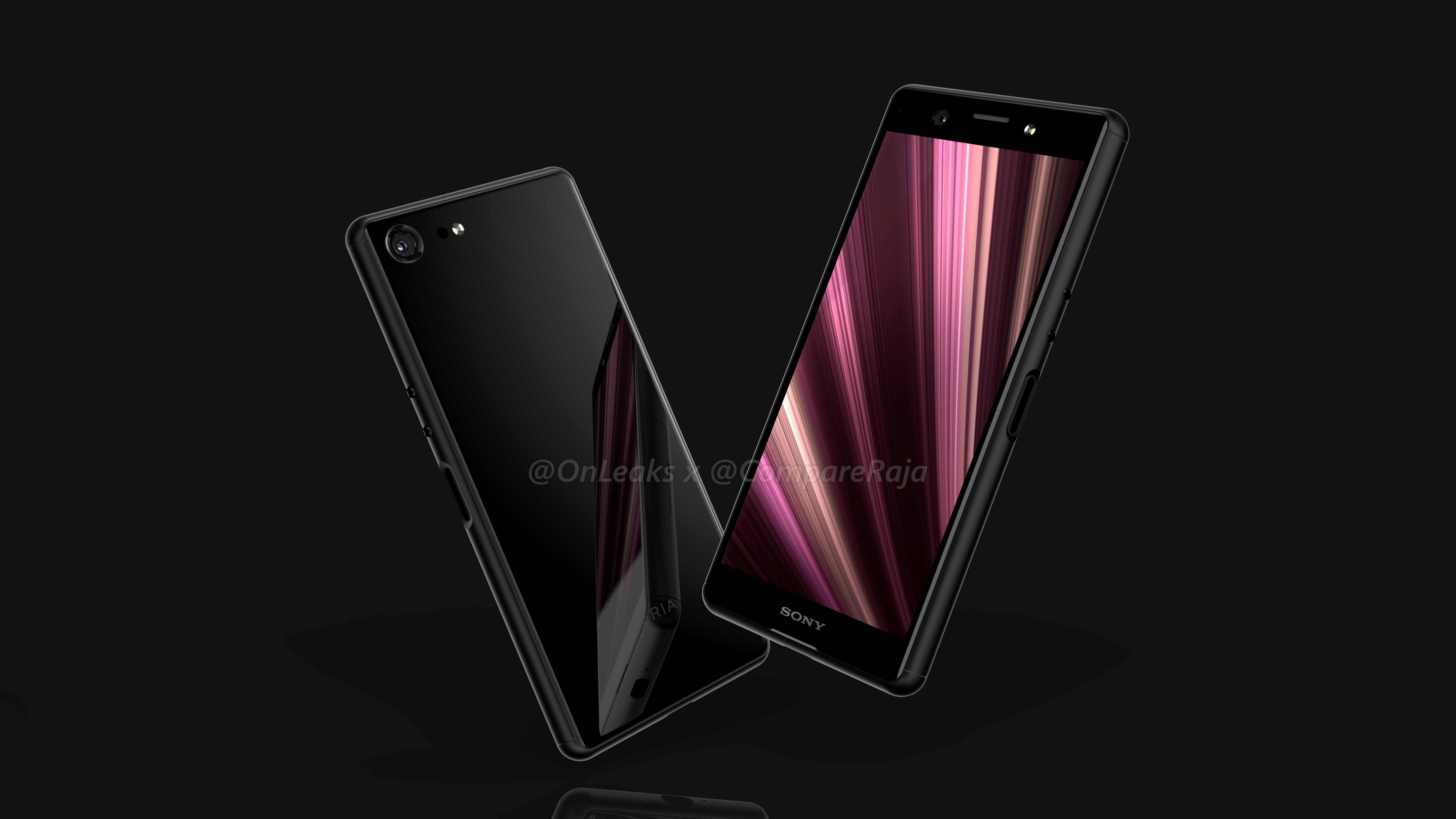「Xperia XZ4 Compact」の画像流出。新デザイン&薄型化か