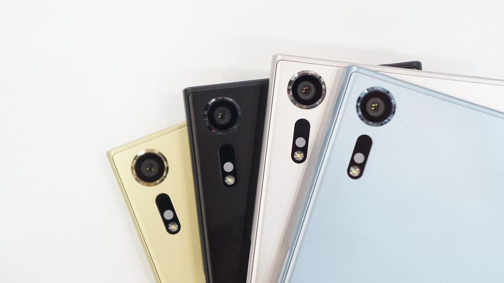 Xperia XZs / XZ Premium フォトレビュー