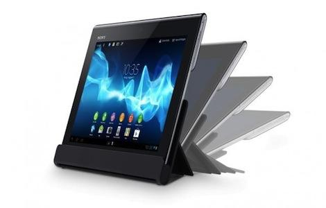 「Xperiaタブレット」の新たな周辺機器がリーク。角度調整可能なスタンドなど。