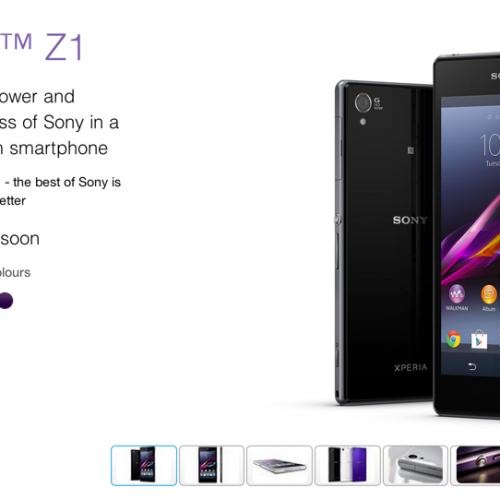 【更新】Xperia Z1が正式発表!2.2GHzのクアッドコアプロセッサ搭載!ー9月発売予定