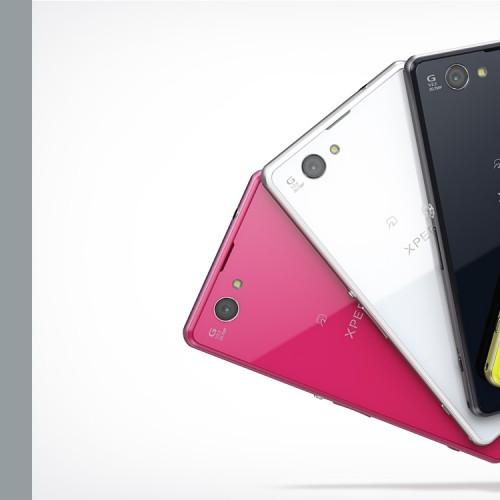 ドコモ、小型のスマホ「Xperia Z1f SO-02F」を12月19日に発売!