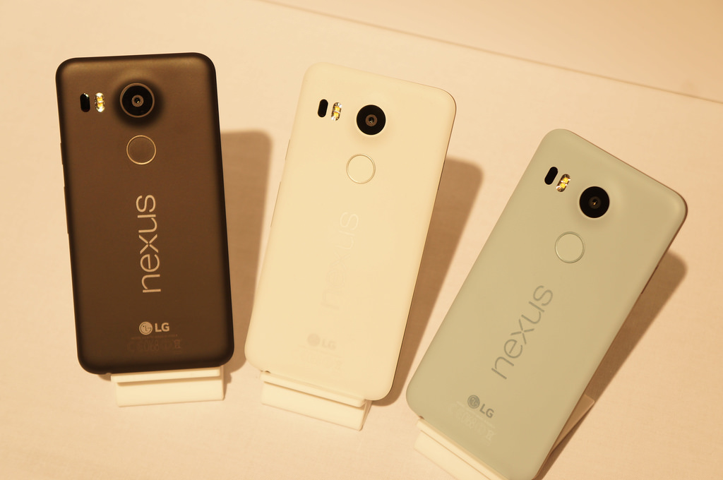 ワイモバイル、「Nexus 5X」を10月20日より発売――実質1万368円〜。一括価格はグーグル直営よりも割高に