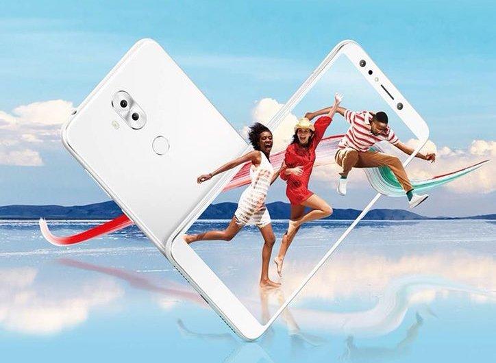 「Zenfone 5 Lite」のプレス画像とスペックがリーク