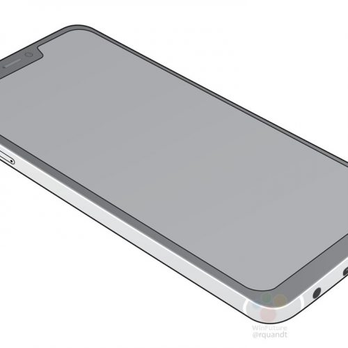 "「Zenfone 5」の画像がリーク。今年のスマホは""切り欠き""がトレンドに?"