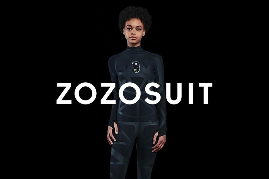 ZOZOTOWN、瞬時にサイズを測るスーツ「ZOZOSUIT」を無料配布