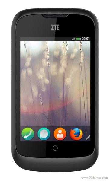 ZTE、初のFirefox OS搭載スマートフォン「ZTE Open」を発表!